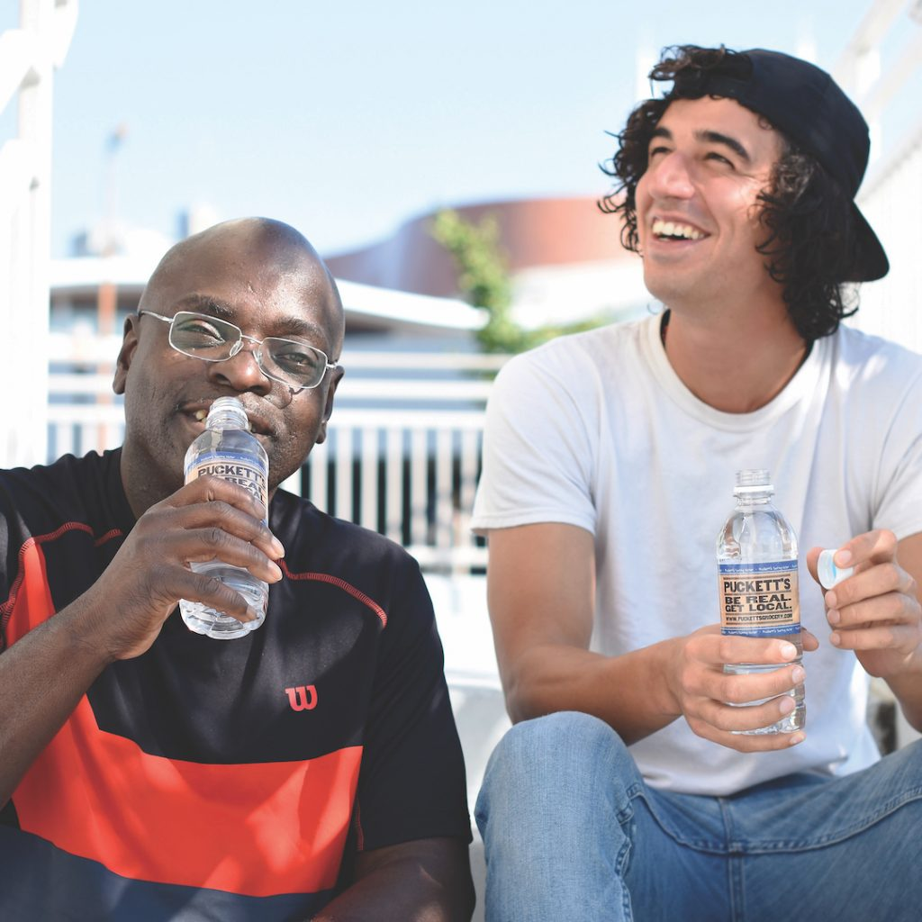 Featured image for hydrating the homeless