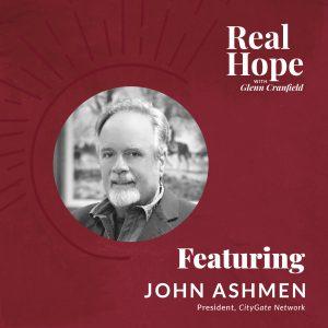 John AShmen headshot